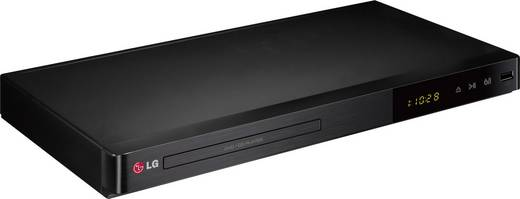 DVD-Player LG Electronics DP542H Schwarz