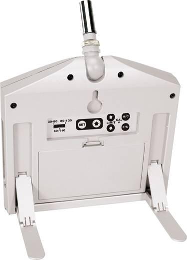 Schallpegel-Messgerät Extech SL130W Kalibriert nach ISO