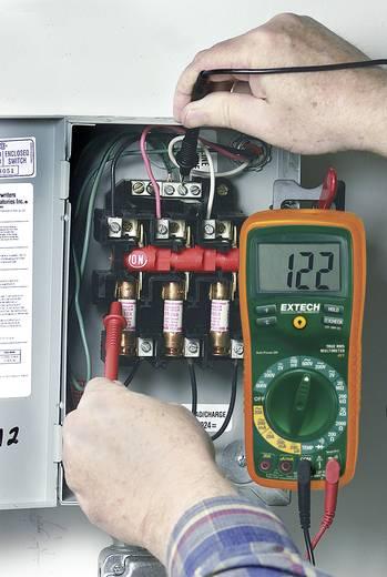 Hand-Multimeter digital Extech EX411A Kalibriert nach: Werksstandard CAT III 600 V Anzeige (Counts): 2000