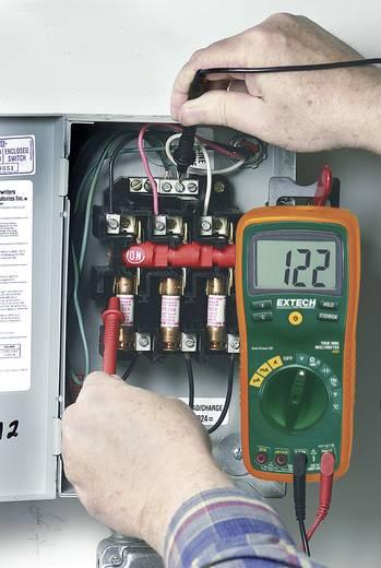 Extech EX430A Hand-Multimeter digital Kalibriert nach: Werksstandard (ohne Zertifikat) CAT III 600 V Anzeige (Counts):