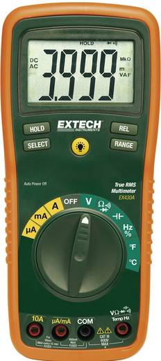 Hand-Multimeter digital Extech EX430 Kalibriert nach: Werksstandard CAT III 600 V Anzeige (Counts): 4000