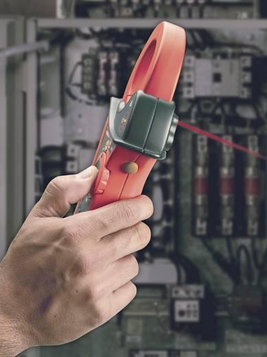 Stromzange, Hand-Multimeter digital Extech EX830 Kalibriert nach: Werksstandard IR-Thermometer CAT III 600 V Anzeige (Co