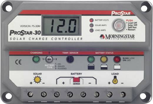 Laderegler Morningstar ProStar PS-15M PWM 12 V, 24 V 15 A