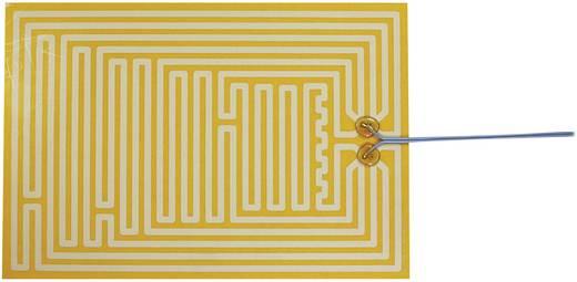 Polyester Heizfolie selbstklebend 12 V/DC, 12 V/AC 90 W Schutzart IPX4 (L x B) 335 mm x 230 mm Thermo
