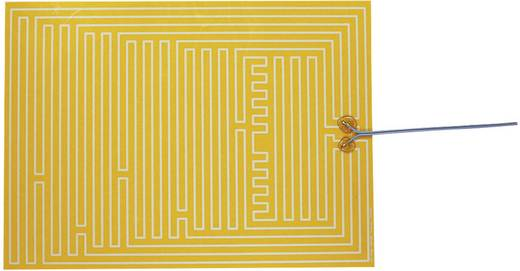 Polyester Heizfolie selbstklebend 12 V/DC, 12 V/AC 35 W Schutzart IPX4 (L x B) 400 mm x 290 mm Thermo