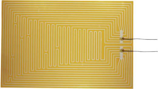 Polyester Heizfolie selbstklebend 12 V/DC, 12 V/AC 50 W Schutzart IPX4 (L x B) 600 mm x 400 mm Thermo