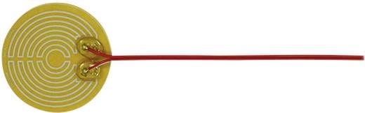 Polyester Heizfolie selbstklebend 12 V/DC, 12 V/AC 3 W Schutzart IPX4 (Ø) 70 mm Thermo