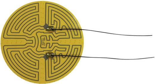 Polyester Heizfolie selbstklebend 12 V/DC, 12 V/AC 18 W Schutzart IPX4 (Ø) 160 mm Thermo