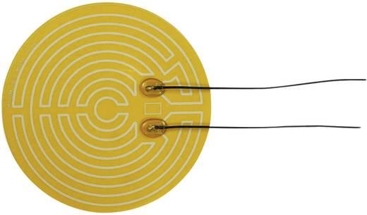 Thermo Polyester Heizfolie selbstklebend 12 V/DC, 12 V/AC 15 W Schutzart IPX4 (Ø) 160 mm