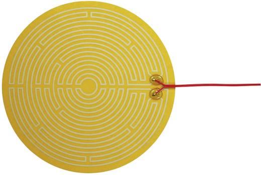 Thermo Polyester Heizfolie selbstklebend 12 V/DC, 12 V/AC 19 W Schutzart IPX4 (Ø) 235 mm