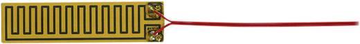 Polyester Heizfolie selbstklebend 24 V/DC, 24 V/AC 4 W Schutzart IPX4 (L x B) 135 mm x 35 mm Thermo