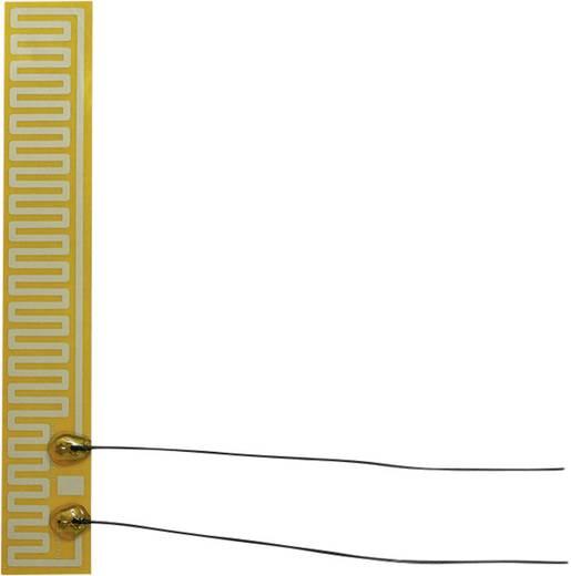 Polyester Heizfolie selbstklebend 24 V/DC, 24 V/AC 22 W Schutzart IPX4 (L x B) 250 mm x 38 mm Thermo