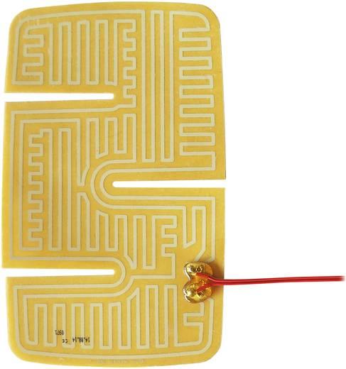 Polyester Flächenheizung für LKW-Außenspiegel selbstklebend 24 V/DC, 24 V/AC 20 W Schutzart IPX4 (L x B) 235 mm x 144.5