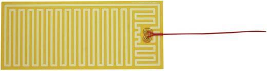 Thermo Polyester Heizfolie selbstklebend 24 V/DC, 24 V/AC 20 W Schutzart IPX4 (L x B) 350 mm x 150 mm