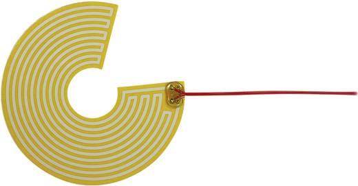 Thermo Polyester Heizfolie selbstklebend 24 V/DC, 24 V/AC 10 W Schutzart IPX4 (Ø) 180 mm