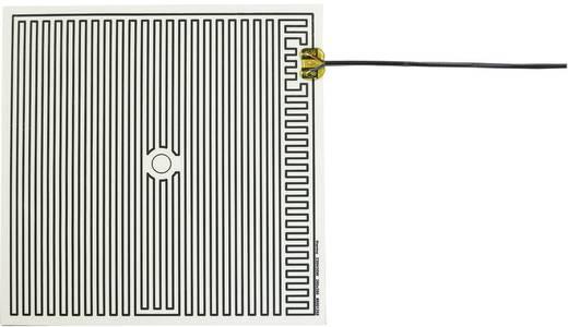 Polyester Heizfolie selbstklebend 230 V/AC 35 W Schutzart IPX4 (L x B) 260 mm x 260 mm Thermo