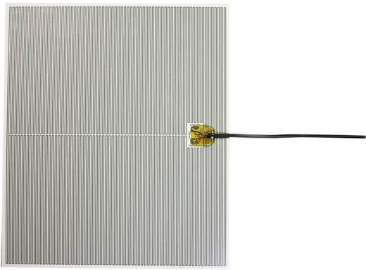 Thermo Polyester Heizfolie selbstklebend 230 V/AC 15 W Schutzart IPX4 (L x B) 340 mm x 290 mm