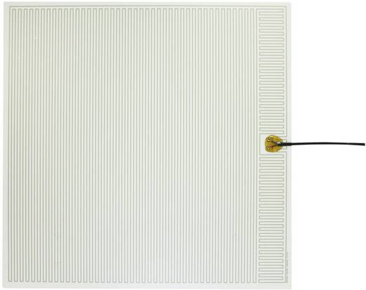 Polyester Heizfolie selbstklebend 230 V/AC 50 W Schutzart IPX4 (L x B) 500 mm x 500 mm Thermo