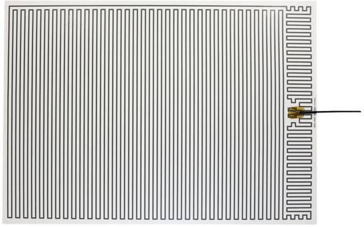 Polyester Heizfolie selbstklebend 230 V/AC 60 W Schutzart IPX4 (L x B) 700 mm x 500 mm Thermo