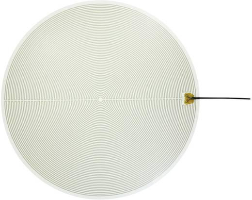 Polyester Heizfolie selbstklebend 230 V/AC 55 W Schutzart IPX4 (Ø) 600 mm Thermo