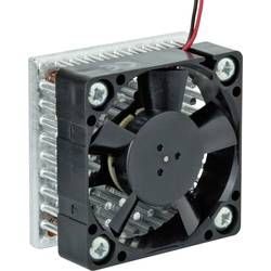 Axiálny ventilátor SEPA HXB40H05 114021000, 5 V/DC, 24 dB, (d x š x v) 40 x 40 x 20 mm