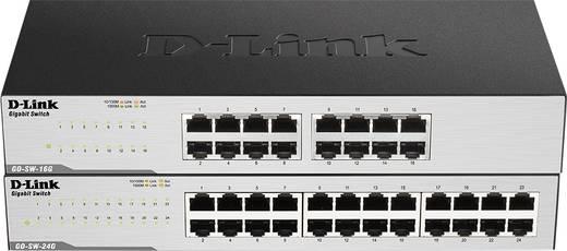 Netzwerk Switch RJ45 D-Link GO-SW-24G/E 24 Port 1 Gbit/s