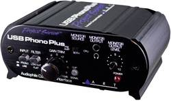 Image of Audio Interface ART Audio USB Phono Plus Monitor-Controlling