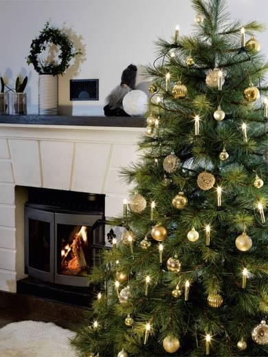 weihnachtsbaum beleuchtung 40 gl hlampe beleuchtete l nge. Black Bedroom Furniture Sets. Home Design Ideas