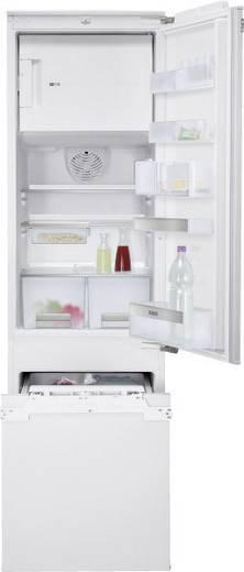 Integrierbarer kuhlschrank mit ausziehbarem kellerfach 247 for Integrierbarer kühlschrank