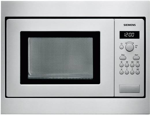 Mikrowelle 800 W mit Display Siemens HF15M552