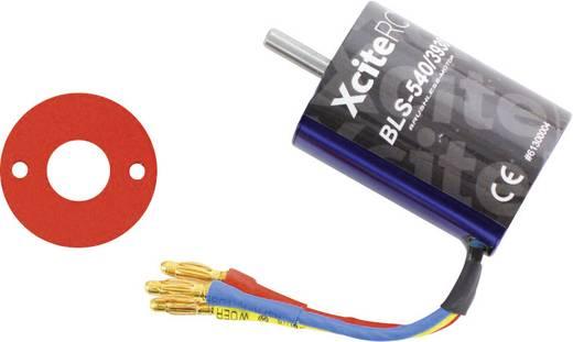 Automodell Brushless Elektromotor BLS-540 XciteRC kV (U/min pro Volt): 3930