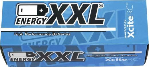 XciteRC Modellbau-Akkupack (LiPo) 7.4 V 6000 mAh 40 C Hardcase T-Stecker, Tamiya