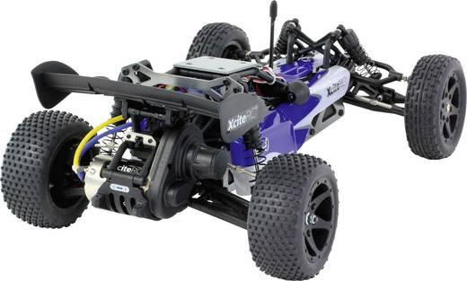 XciteRC SandStorm one10 Brushed 1:10 RC Modellauto Elektro Buggy Heckantrieb RtR 2,4 GHz