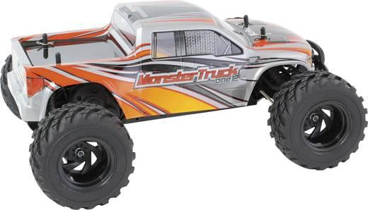 XciteRC Monster Truck one12 Brushed 1:12 RC Modellauto Elektro Monstertruck Heckantrieb RtR 2,4 GHz