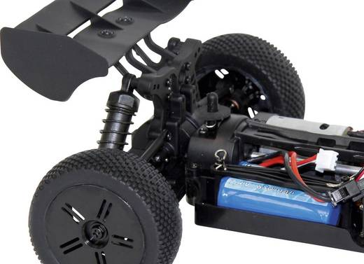 Buggy one16 B - 4WD RTR Modellauto, rote Karosserie