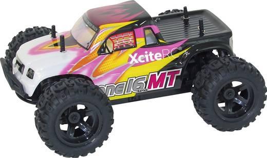 XciteRC Monster Truck one16 MT Brushed 1:16 RC Modellauto Elektro Monstertruck Allradantrieb RtR 2,4 GHz