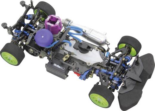 XciteRC KM K1 Meen Version 1:10 RC Modellauto Nitro Straßenmodell Allradantrieb Bausatz