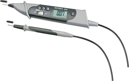 Hand-Multimeter digital VOLTCRAFT VC-82 Kalibriert nach: DAkkS CAT III 250 V Anzeige (Counts): 2000