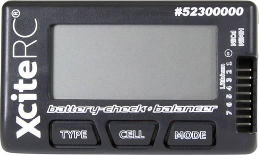 XciteRC LiPo-Checker geeignet für Zellen:1 - 7