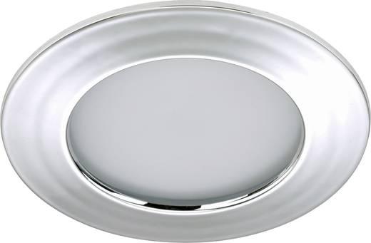 LED-Bad-Einbauleuchte 10.5 W Warm-Weiß Briloner 7206-018 Chrom