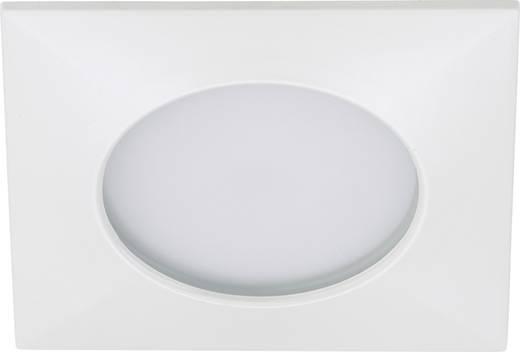 LED-Bad-Einbauleuchte 10.5 W Warm-Weiß Briloner 7207-016 Weiß