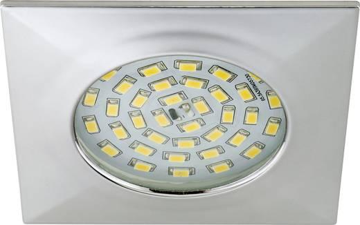 LED-Bad-Einbauleuchte 10.5 W Warm-Weiß Briloner 7207-018 Chrom