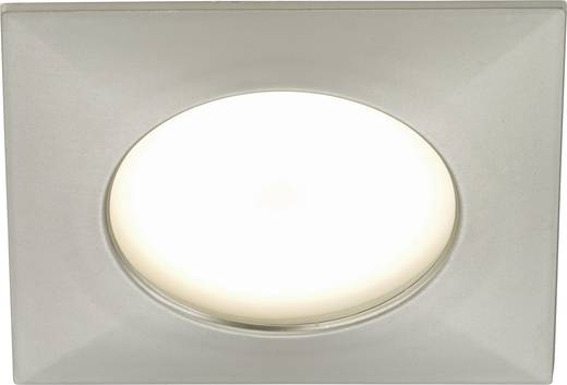LED-Bad-Einbauleuchte 10.5 W Warm-Weiß Briloner 7207-012 Nickel (matt)