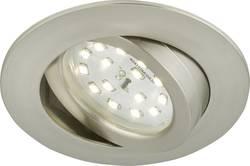 Image of Briloner 7209-012 LED-Einbauleuchte EEK: LED (A++ - E) 5 W Warm-Weiß Nickel (matt)