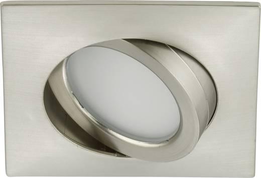 Briloner 7210-012 LED-Einbauleuchte 5 W Warm-Weiß Nickel (matt)