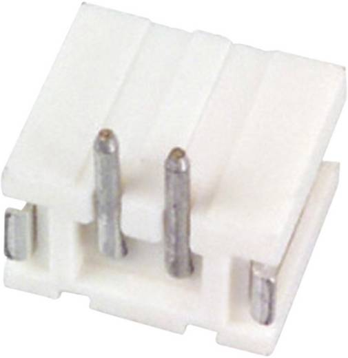 Einbau-Stiftleiste (Präzision) ZR Polzahl Gesamt 3 JST S3B-ZR-SM4A-TF (LF)(SN) Rastermaß: 1.50 mm 1 St.