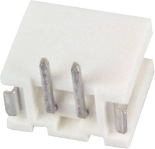 Einbau-Stiftleiste (Präzision) ZR Polzahl Gesamt 4 JST B4B-ZR-SM4-TF (LF)(SN) Rastermaß: 1.50 mm 1 St.