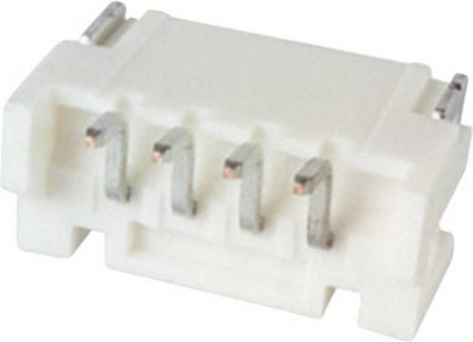 JST Einbau-Stiftleiste (Standard) PH Polzahl Gesamt 4 Rastermaß: 2 mm S4B-PH-SM4-TB (LF)(SN) 1 St.