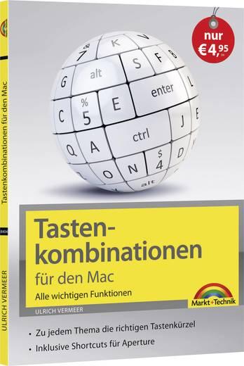 Tastenkürzel für den Mac Markt & Technik 978-3-945-38404-6