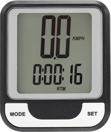 Fahrradcomputer, kabellos iSport C016 Analog mit Radsensor